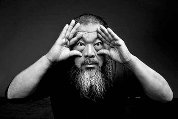 "[Now on View @brooklynmuseum ] Ai Weiwei  ""According to What?"": http://t.co/kzqUaQ2fx2 http://t.co/swstQ6l7JD"