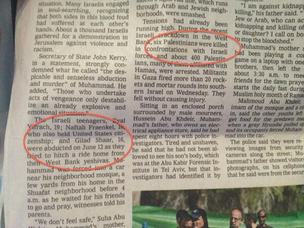 For @nytimes dead Palestinians don't have names http://t.co/zxWITApGfi CC @MaxBlumenthal @AliAbunimah @YousefMunayyer http://t.co/h7qS5UIEUu