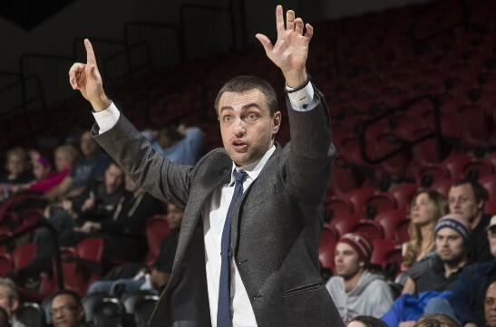 NEWS: #66ers Head Coach Darko Rajakovic has been named an assistant coach for the @OKCThunder. http://t.co/mJUiKbHeOR