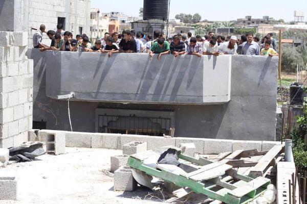 Les boucliers humains du Hamas
