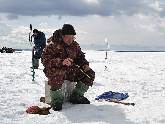 рыбалка в лупче-савино