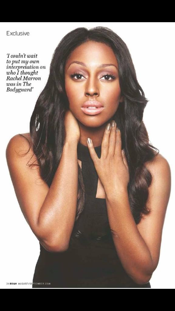 RT @TweamBurke: Make you you pick up the Aug/ Sept edition of Black Beauty & Hair and read the feature on @alexandramusic !! http://t.co/fL…