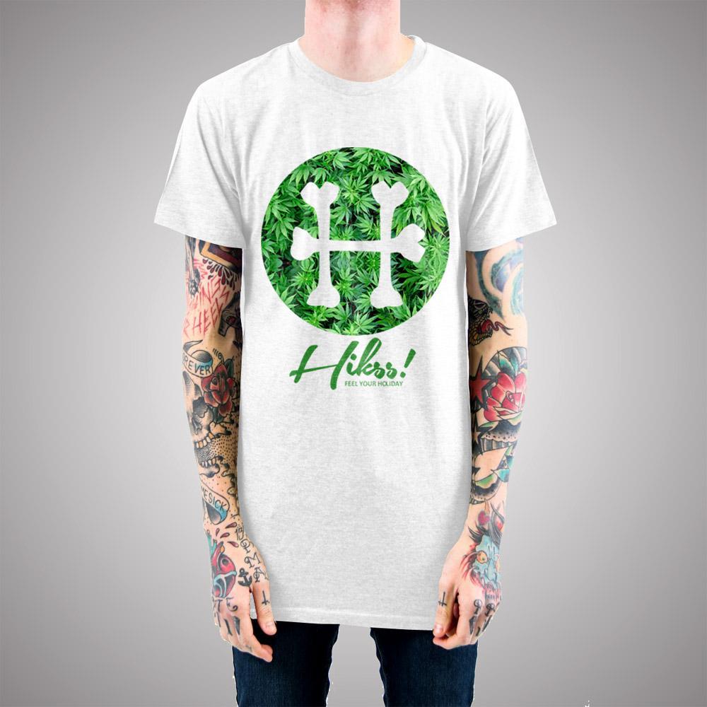 Desain t shirt elegan - Hikss On Twitter Ganja X Hikss White Color Ganja Merasuk Dalam Tubuh Melalui Desain Yang Elegan Http T Co Nyadkmjv2i