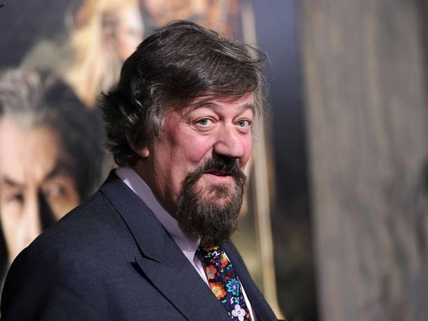 .@stephenfry teaches us the humanist meaning of life in today's #lunchlesson http://t.co/1KcCqQrTGV http://t.co/2SDBKr49f8