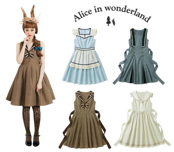 アリスの世界、お楽しみください♡♡♡ http://t.co/RqEn1WmMym #haco http://t.co/9Gx4696Tvs