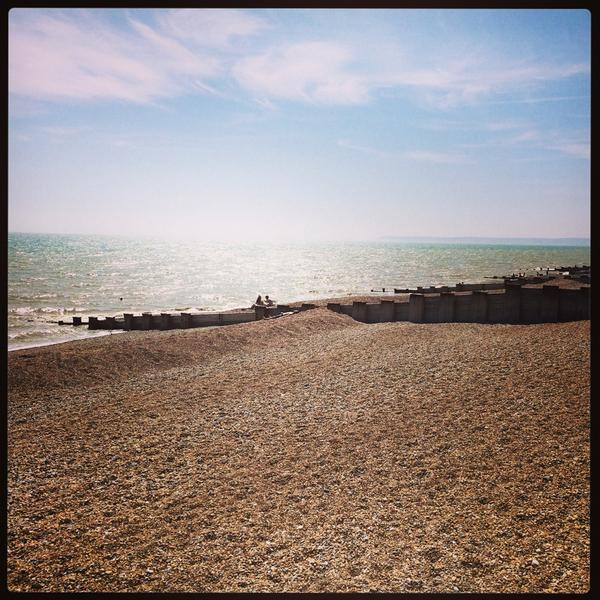 #Bexhill #beach http://t.co/LOOsx6RPwF