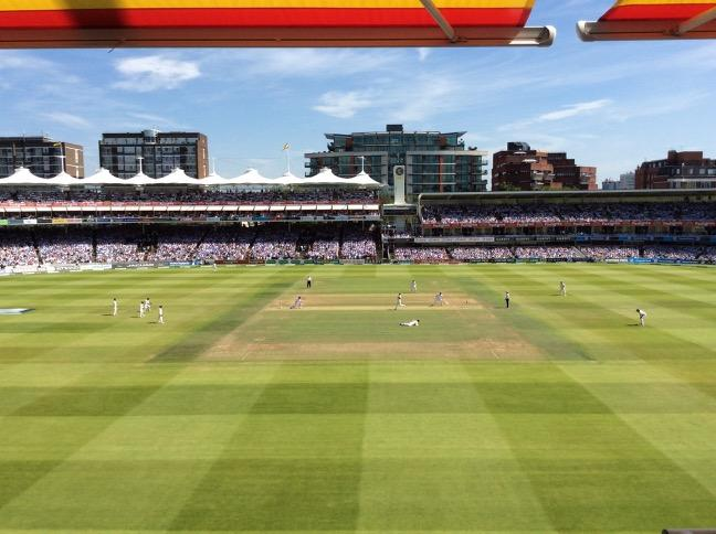 Utter bliss … @HomeOfCricket http://t.co/nj8WL4ONai