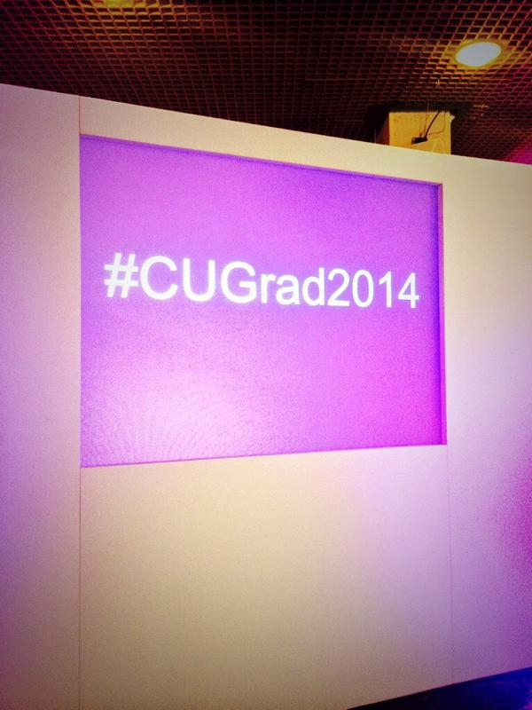 Thumbnail for @CUGrad2014 - Day 5 of Graduation