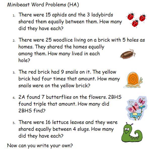"Number Names Worksheets word problems with multiplication : UKED Resources on Twitter: ""Set of simple KS1 multiplication word ..."