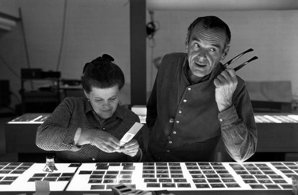 """Recognizing the need is the primary condition for #design."" - Charles Eames (1907–1978) http://t.co/WcuoPWE4wZ"