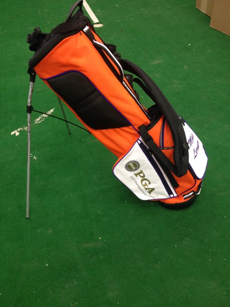 Clemson Pga Golf Mgt On Twitter Bags Have Arrived They Look Sharp Cupgm Ping Http T Co 4spgr9gm2k