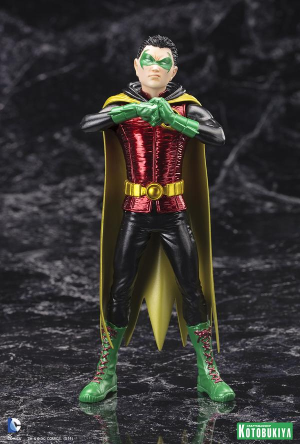 The newest member to the Bat Family - Robin: https://t.co/vhh9JD4igI http://t.co/gvHN2oHip7