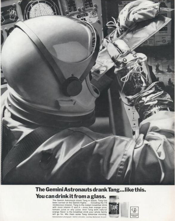 tang astronaut commercial - 587×741