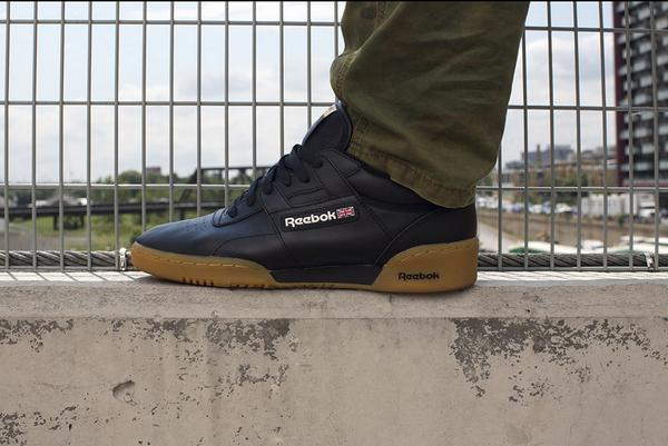 22c396427678f take on the concrete jungle with the gum everyone wants under their feet reebok  classic workout