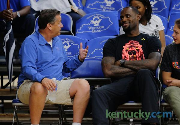 Image result for calipari and lebron