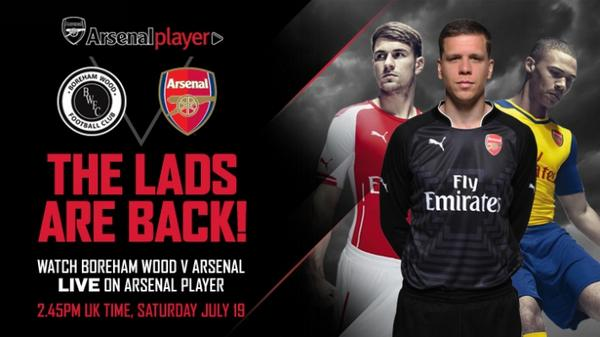 Arsenal FC - Live Soccer TV