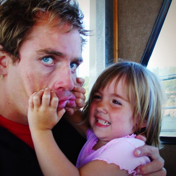 Photo of Dave England & his  Daughter  Ruby England