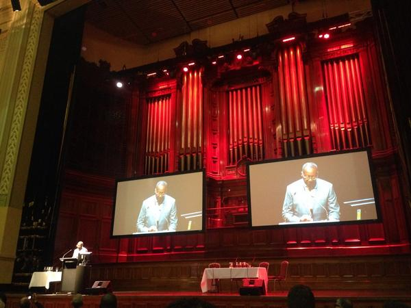 Cornelius Baker introduces Global AIDS Ambassador Debbie Birx, #msmgf pre-conference #AIDS2014 http://t.co/K94mxw3dRv