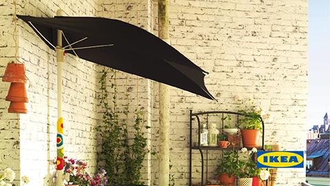 Parasol Voor Balkon.Ikea Nederland On Twitter Warrrrrrrm Zoek Verkoeling Onder Deze