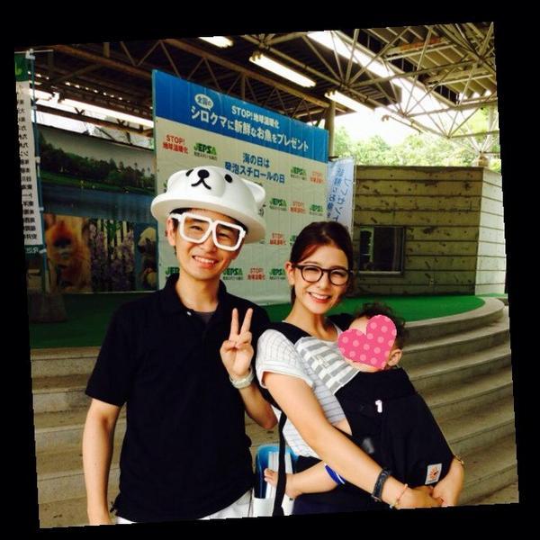 シロクマキャンペーンin熊本市動植物園!!終わりましたー☆ 来て下さった皆さんありがハッポゥー! なんと!!熊本に帰っていたスザンヌさんが見に来てくれました(*^^*)ありがハッポゥー! http://t.co/VnkWSAr0lq