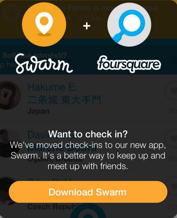 You wish... Thanks for previous fun, but I'm done with you @foursquare http://t.co/fZlE5SvHWO
