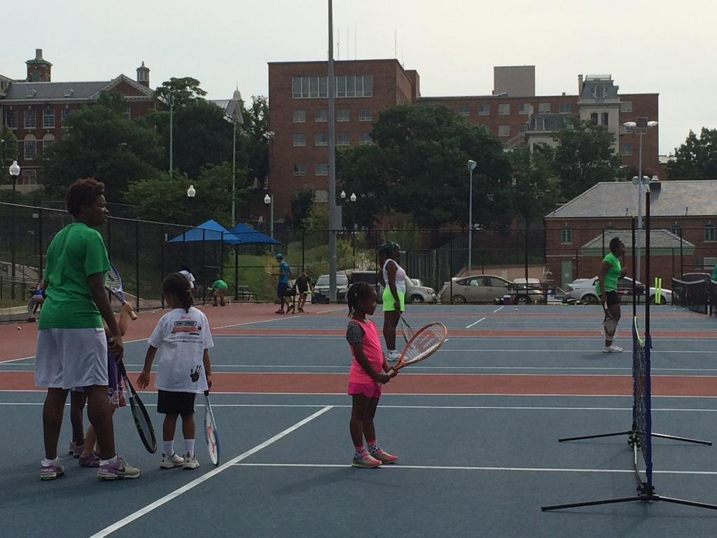 Twitter / kenyanmcduffie: Free @DCDPR Tiny Tots Tennis ...