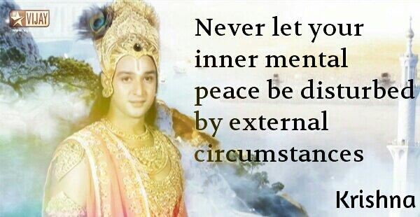 Seethayin Raman On Twitter Good Morning Good Afternoon Good Evening Good Night Mahabharat Krishna Quote Thought Http T Co Knrgnhxksh
