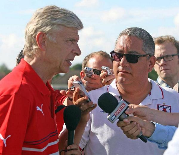 Arsene Wenger wont confirm Thomas Vermaelens future at the club, dodges Sami Khedira comments