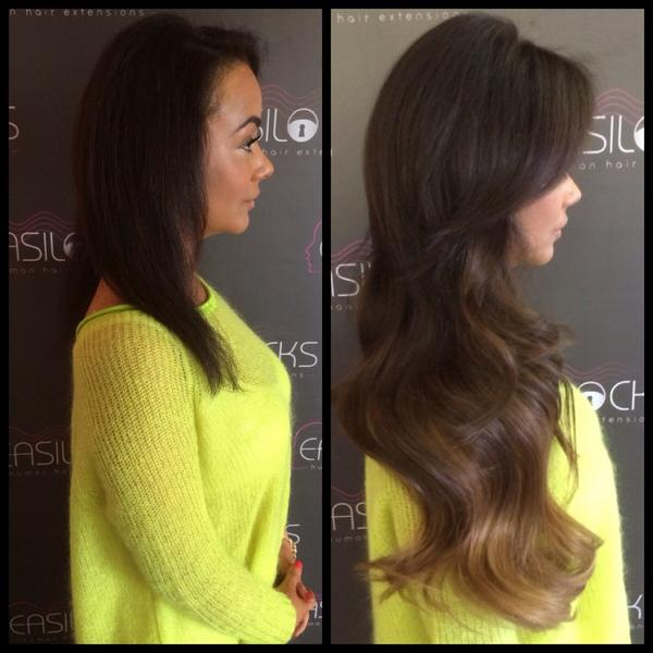 Easilocks On Twitter Delicious Ombre Hair Chocolate Latte