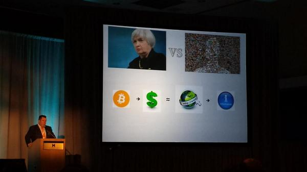 Bitcoin is to money what the internet is to information #tnabc #bitcoinchicago http://t.co/swTH8ol6U3