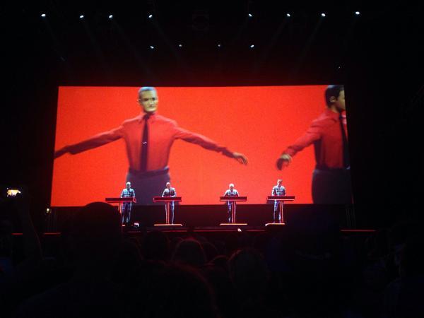 Brilliant. #Kraftwerk #Positivus http://t.co/u0fTgPKgDP