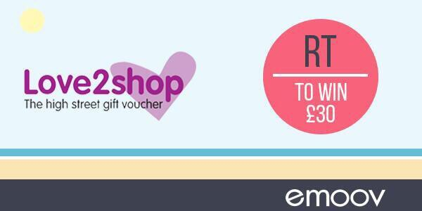 New Summer Giveaway. Follow & RT to enter to #win a £30 Love2Shop voucher. Terms http://t.co/InirnutGAj #competition http://t.co/ZzNOSCqYIZ