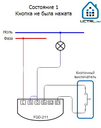 Монтажные схемы электропроводки