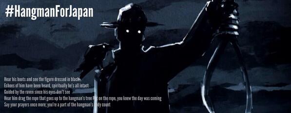 #HangmanForJapan @danawhite @seanshelby @UFC_NewZealand @danthehangman http://t.co/ZKVTZwaFc2