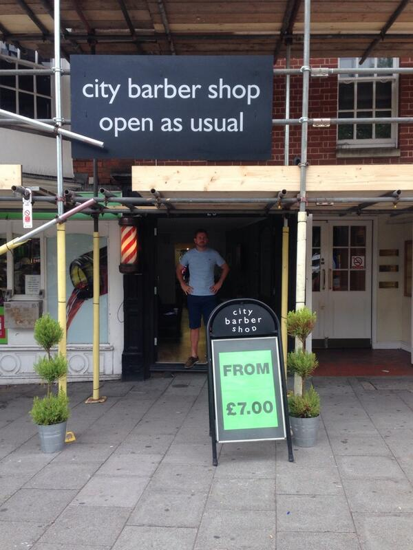 Barber Shops Open : City Barber Shop (@BrisCityBarber) Twitter