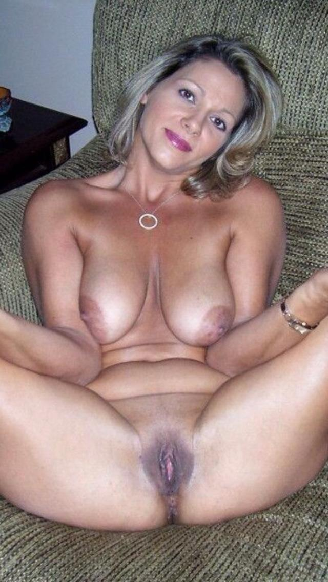 Latina milf son