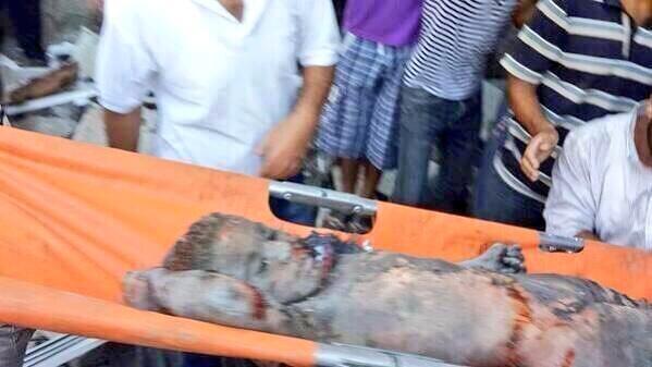 Sahur Berdarah Di GAZA