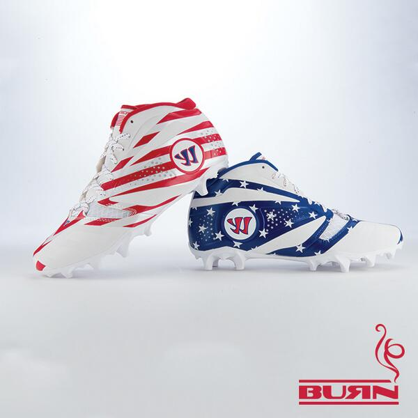 Help us and win! Retweet this and get us to 50K followers and you could win these sweet cleats! @Warrior #USAMLAX http://t.co/lgHIr9TGQu