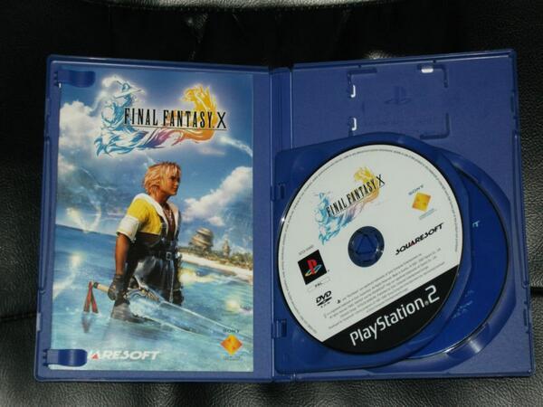 Final Fantasy X Ita ps2