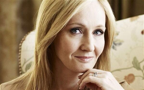 We owe J.K. Rowling everything. I don't think we can thank her enough. #HarryPotter http://t.co/E8NNF8IwnR
