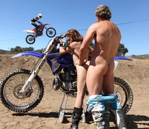Apologise, Naked girl dirt bike riding a motorcycle not absolutely