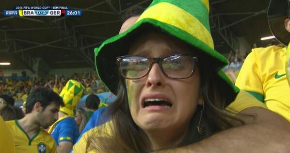 The #BrazilvsGermany game in one photo http://t.co/VTWPhp9RjI