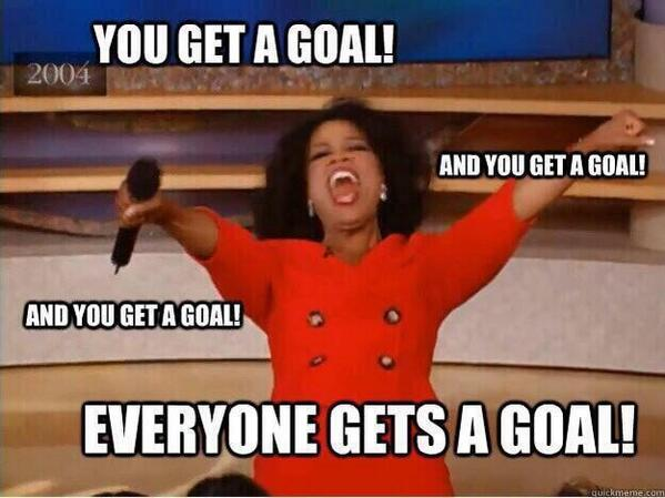 Half-time in the #BrazilvsGermany match & the German coach is like #WorldCup2014 - http://t.co/kjvi5RqP7K