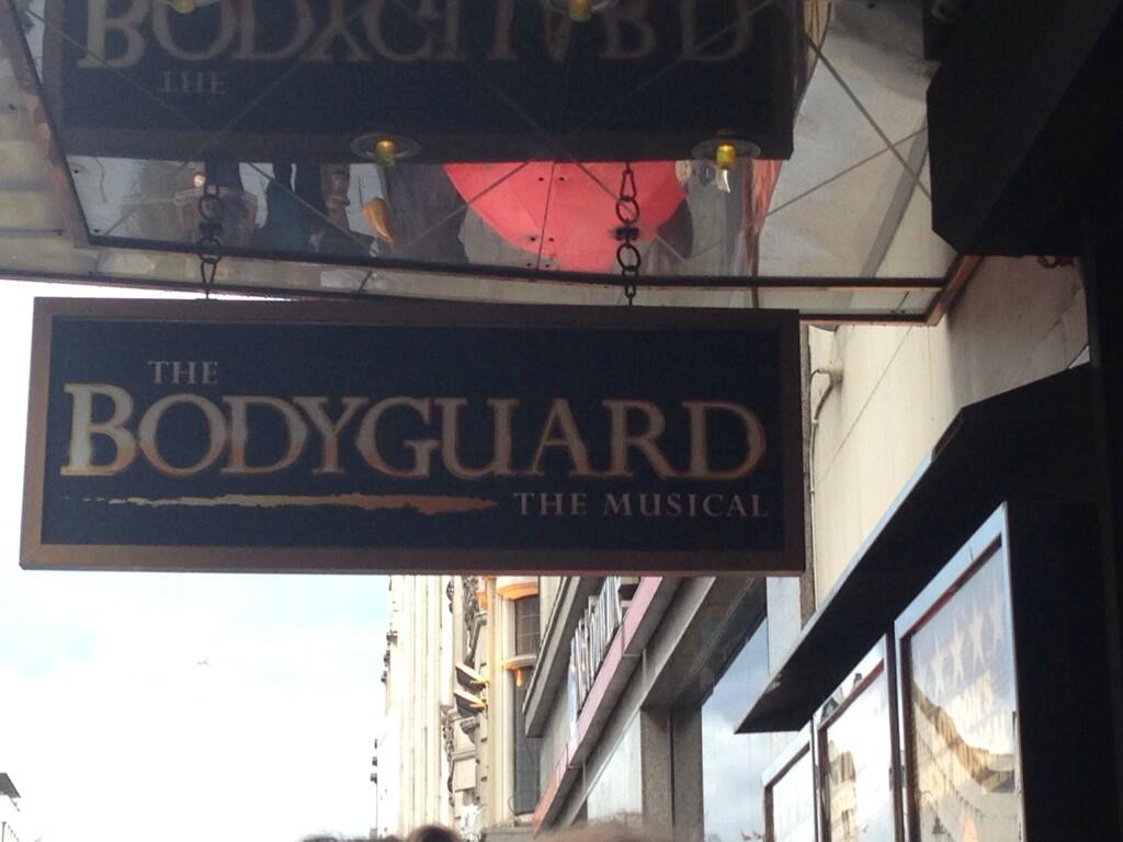 RT @CandiJourdan: @alexandramusic Alexandra you were absolutely INSANE in #TheBodyguard tonight! #breathtaking #beautiful #sensational http…