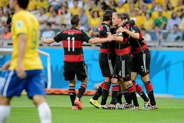 World Cup: Brazil dreams destroyed by ruthless Germany - CNN.com