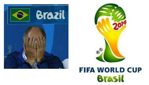 Wow… logo is nearly perfect. #BRA vs #GER #WorldCup http://t.co/jsiBmq4Rpu