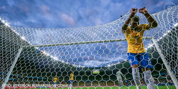 Termina o jogo! #BRA 1 x 7 #GER #GloboNaCopa #SomosUmSo #BRAvsGER