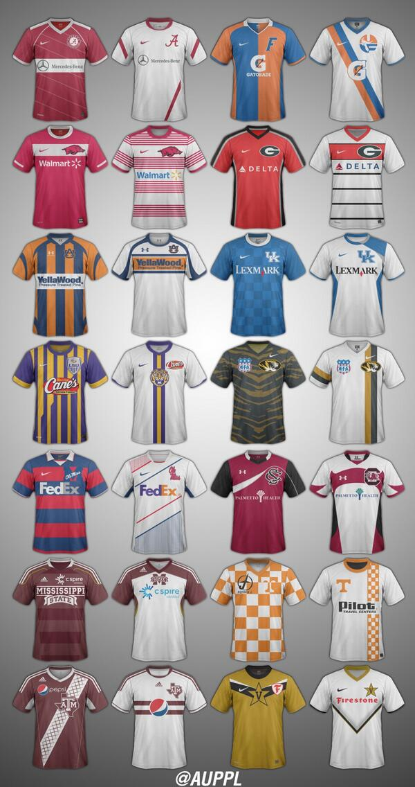 Now that Brazil/Germany is over, how about some SEC Soccer Concepts? http://t.co/Ln7f8APzUa