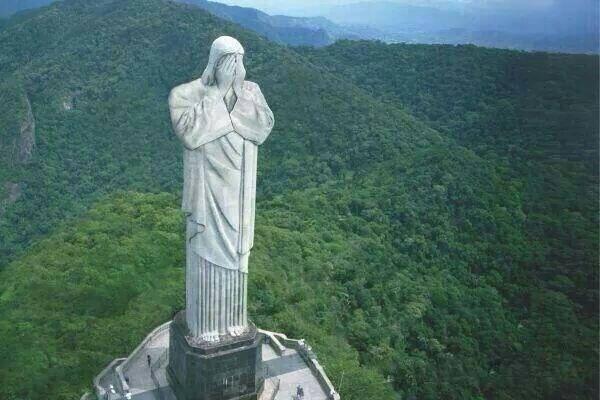 Ohhh, Brasil... http://t.co/dXbTFymzQQ