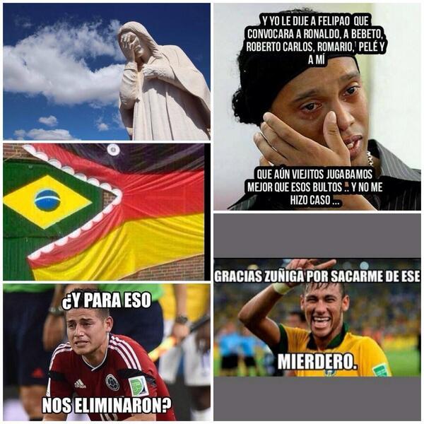 Los mejores memes que encontré de este partido #BRAvsALE #MundialRPC @rpctvpanama http://t.co/vi9CtgKBQK